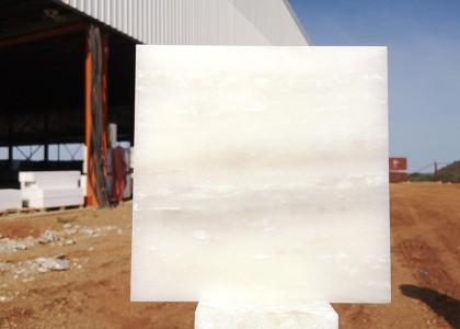非洲白色大理石·星白